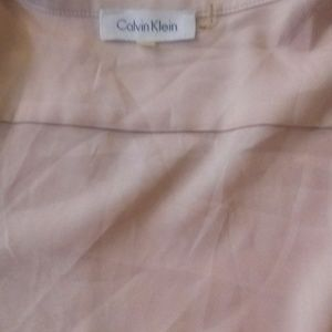 small Calvin Klein work blouse